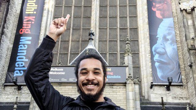 Anne Frank, Gandhi, King e Mandela: eu também tenho um sonho!